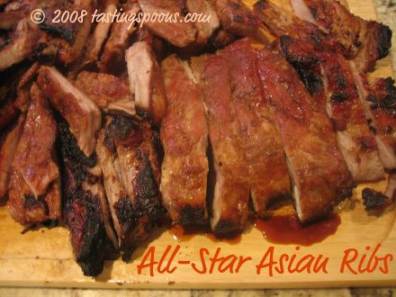 all-star asian ribs