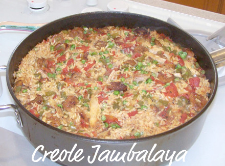 creole-jambalaya