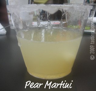 pear-martini