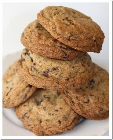 ad hoc choc chip cookies