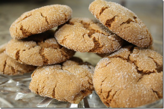 Triple Ginger Cookies | TastingSpoons