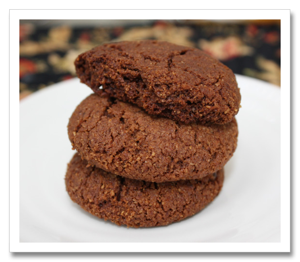 GF Chocolate Shortbread Cookies | TastingSpoons