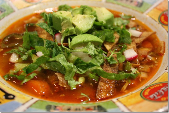 Pork Posole Soup Nutrition