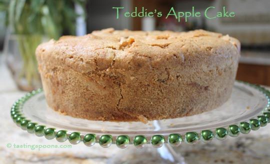 Teddie S Apple Cake