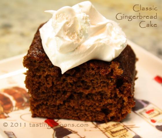 Gingerbread Cake | TastingSpoons