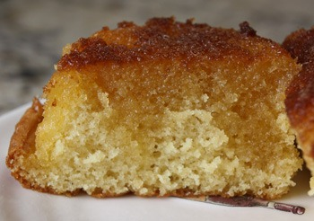 Apricot Nectar Pound Cake From Scratch