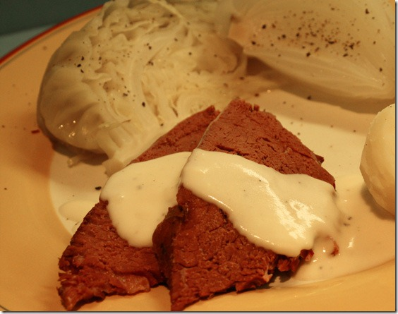 ... and horseradish cream corned beef hash with horseradish cream sauce