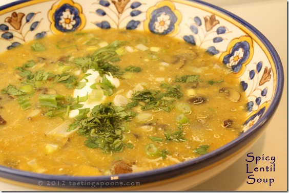 Red Lentil Soup With Ham And Curry Recipes — Dishmaps