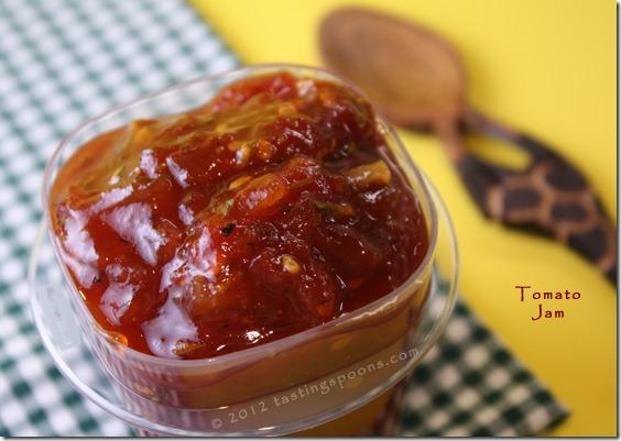 Tomato Jam | TastingSpoons
