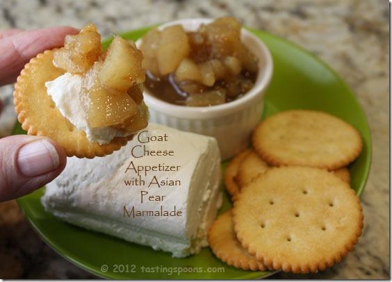 goat_cheese_pear_marmalade_cracker