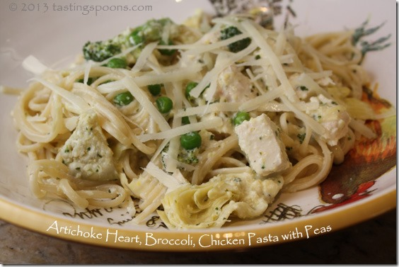 artichoke_brocc_chix_pasta