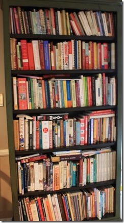 cookbooks vertical
