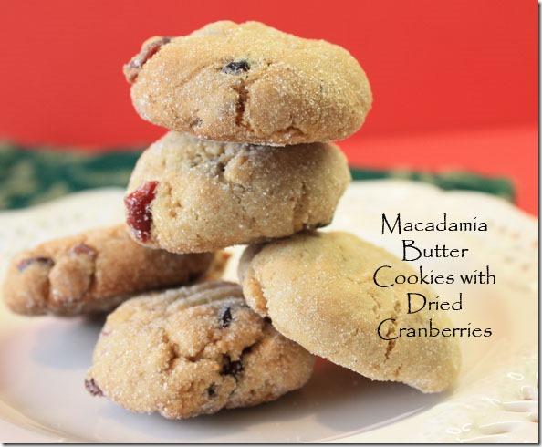 macadamia_butter_dried_cranberry_cookies