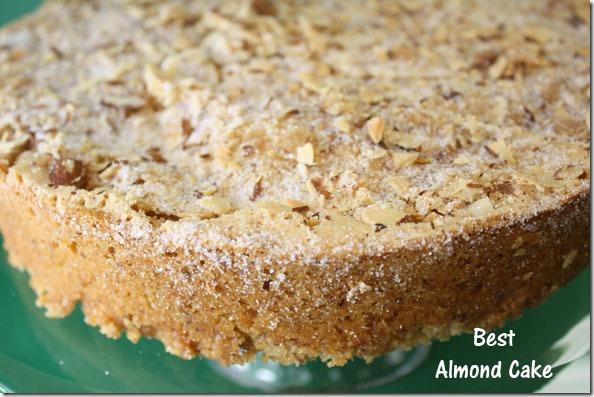 best_almond_cake
