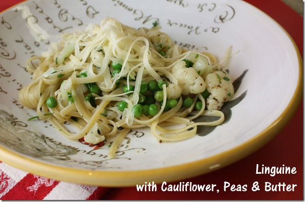 linguine_cauliflower_peas_butter_pepper