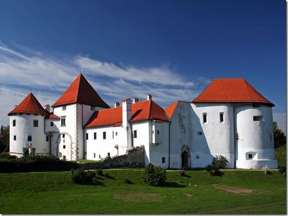 verazdin castle