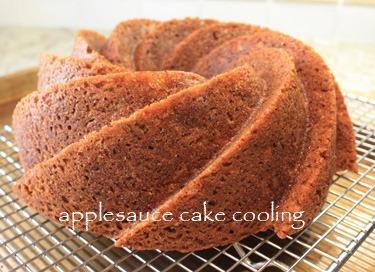 Chunky Apple Bundt Cake