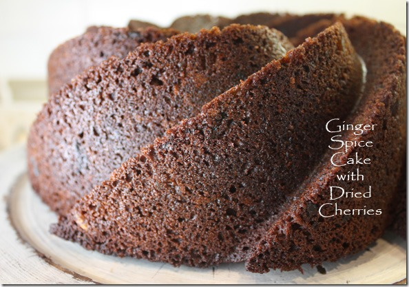 ginger_spice_cake_dried_cherries