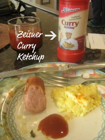 Zeisner's Curry Ketchup