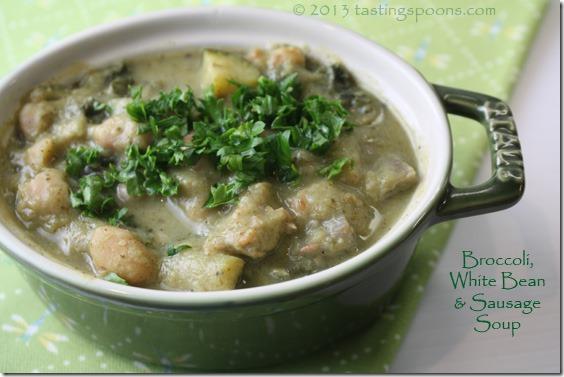 broccoli_white_bean_sausage_soup