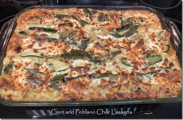 corn_poblano_chile_lasagna_baked
